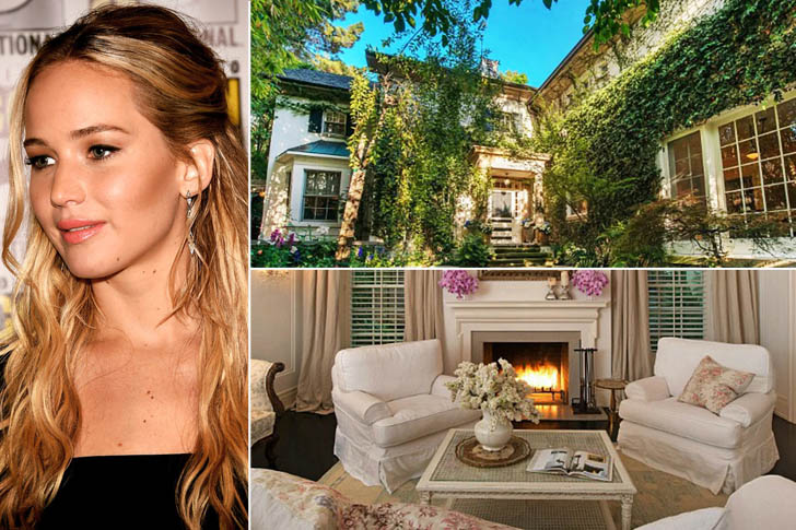 Villas : la maison de luxe de Jennifer Lawrence